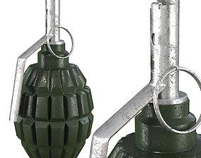 Grenade F-1 3D