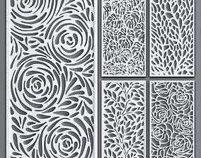 Decorative panel 15 3D