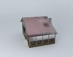 3D Farkasferikeháza