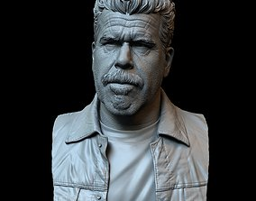 3D printable model Ron Perlman as Clay Morrow from Sons of