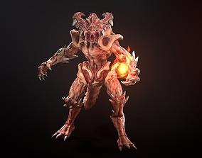 3D model Tyrant boss