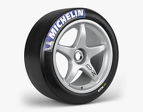 Michelin OZ Racing Combo 3D model