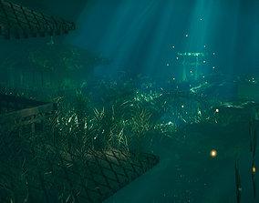 3D model Underwater