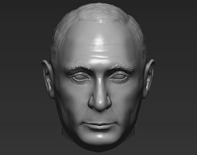 3D model Vladimir Putin standard version only mesh