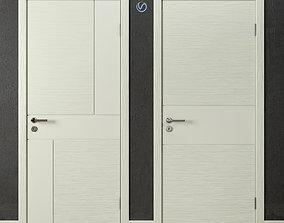 3D Scandi Series Academy Doors