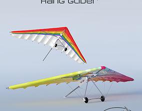 Hang glider 3D