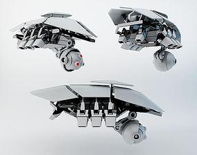Robot SXZ200 3D model