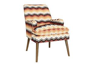 Pattern Armchair 226 3D model