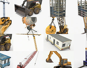 Industrial Pack Collection 3D