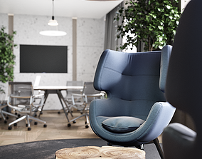Scene Meeting room 3D model