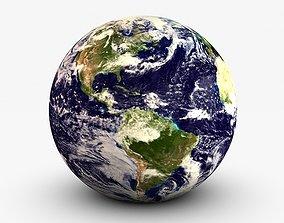 3D asset Earth