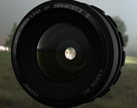 Canon FD 3D asset
