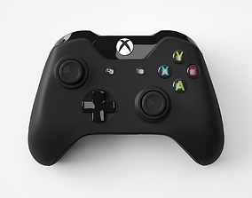Xbox One Controller 3D technology