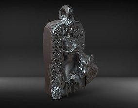 Freya 3D print model