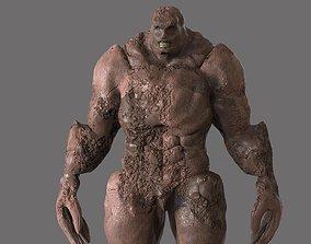 3D model Zombie Boss