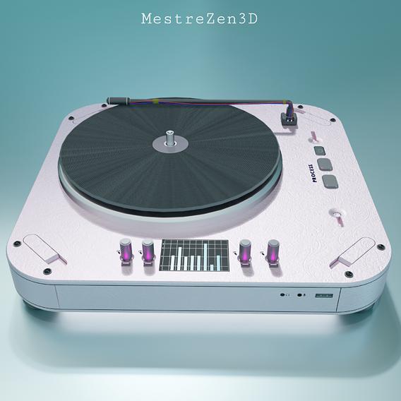 Modern Phonograph