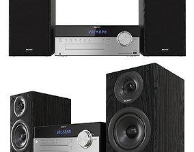 3D Audiosystem Sony CMT-SBT100