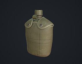 3D asset Flask