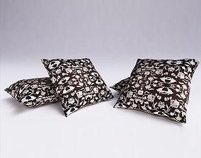 3D modern Contemporary Cushion
