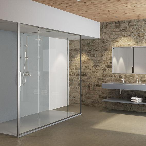 3D BATHROOM FURNITURE FOR A CATALOGUE