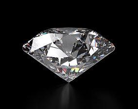 3D Diamond Round 11mm Ideal Cut