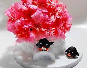 3D printable model Cute Igloo Pot
