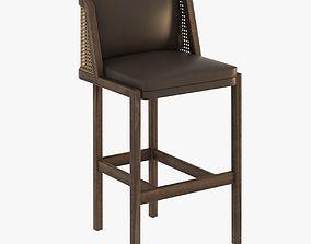 Autoban Throne Bar Stool 3D