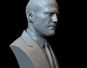art Jason Statham 3D printable model
