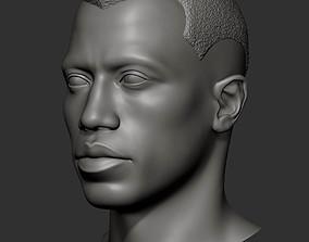 3D print model Wesley Snipes - Blade