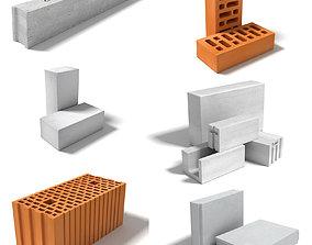 Construction Blocks 3D