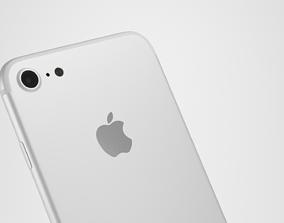iPhone 7 3D asset VR / AR ready