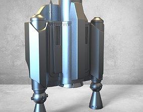 mandalorian jetpack stl for 3d print