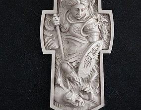 Archangel Michael 1 3D print model