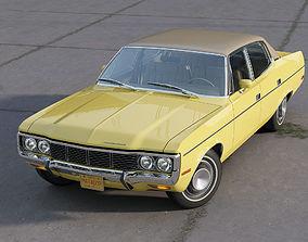 3D AMC Matador 1972