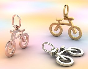 Bicycle 3D printable model