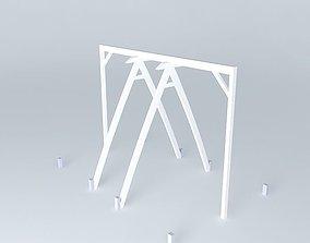 workshop Reid Harding 3D model