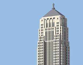 Chicago Board of Trade 3D print model trade