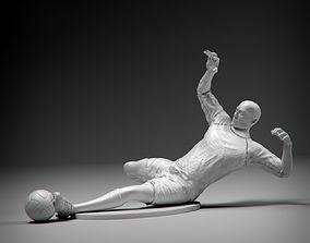 Soccerer sledge strike stl 3D printable model
