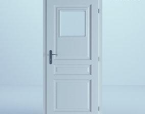 White Door 19 3D model