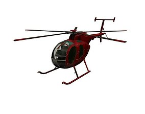 3D vehicles-challenge helicopter