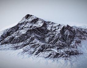 Brushify - Mountains Generic 04 3D asset