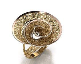 3D printable model ring fyazon