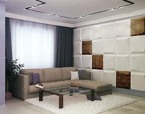 wall 3d panel