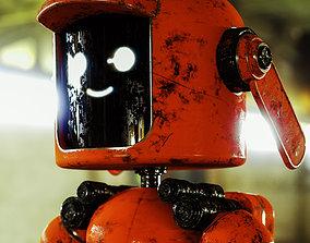 Love Death Robots KVRC 3D printable model