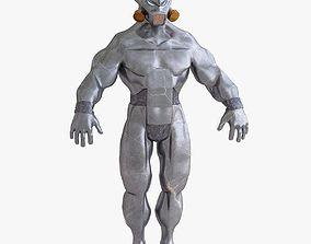 3D Cyborg savior