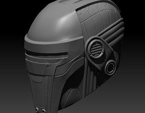 Darth Revan Full Helmet SWTOR 3D printable model