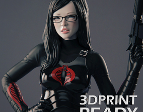3D print model The Baroness