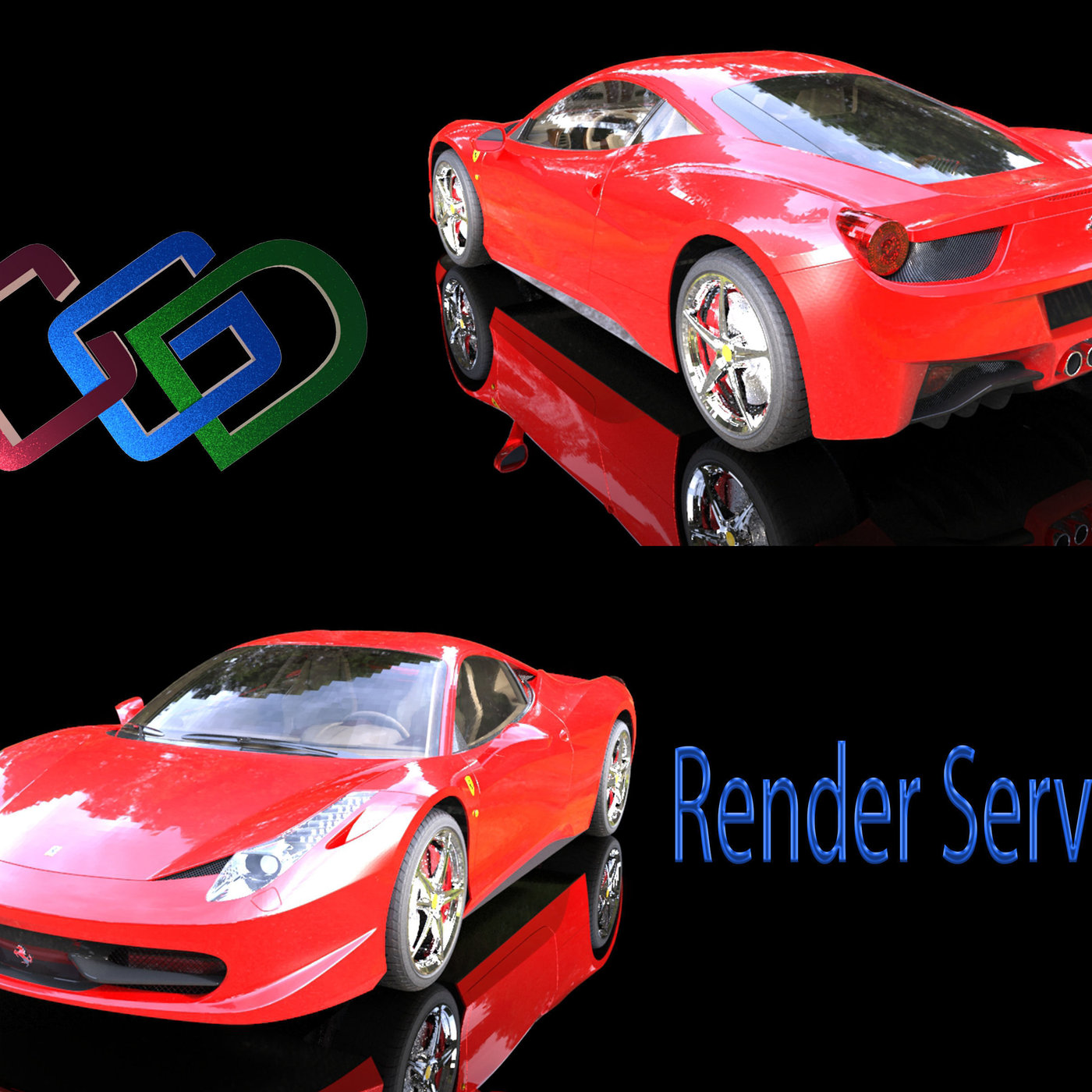 CGD RENDER SERVICE