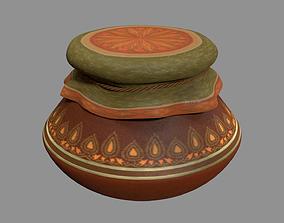 3D pot VesselB Stylized