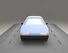 Citroen BX from 1990 3D asset